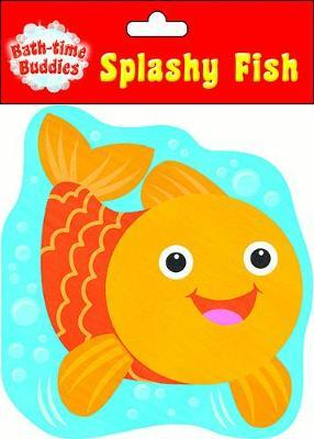 Fish (Shaped Bath Book 3) - (Bath Book)